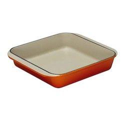 Le Creuset Volcanic 23cm Square Baking Dish