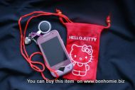 Hello Kitty Pouch Red