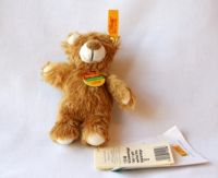 Steiff Cosy Friends Gold Teddy Bear Keyring